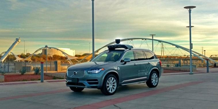 Self-driving Uber causes pedestrian death in Arizona