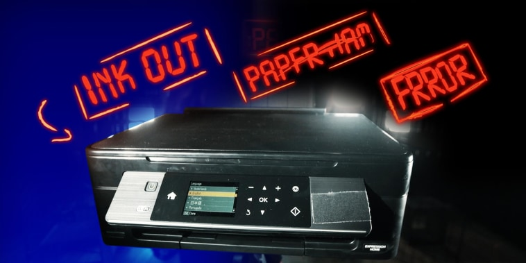 Why are printers so terrible?