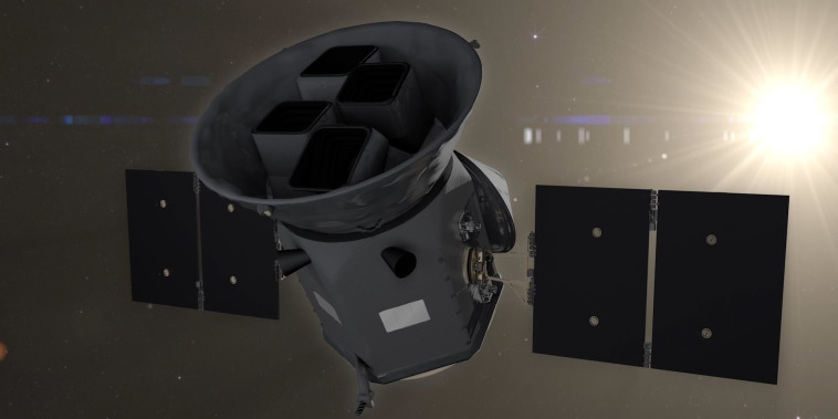 NASA's new TESS satellite about to lift off in search of alien worlds