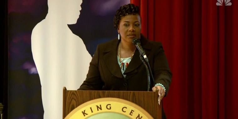 Daughter of MLK reflects on his life and impact