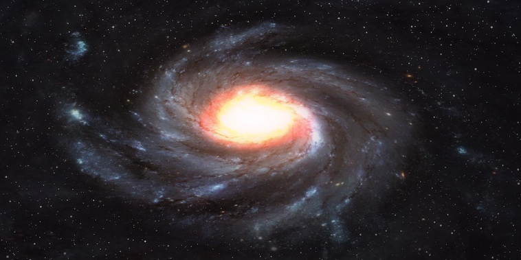 The Milky Way galaxy is probably much bigger than we thought