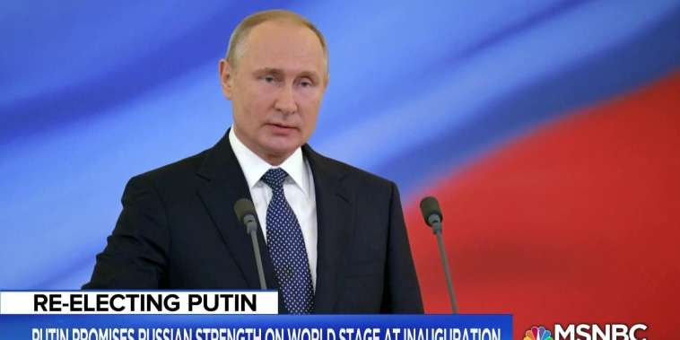 Fmr. Ambassador to Russia: Putin/Trump relationship is 'so bizarre'