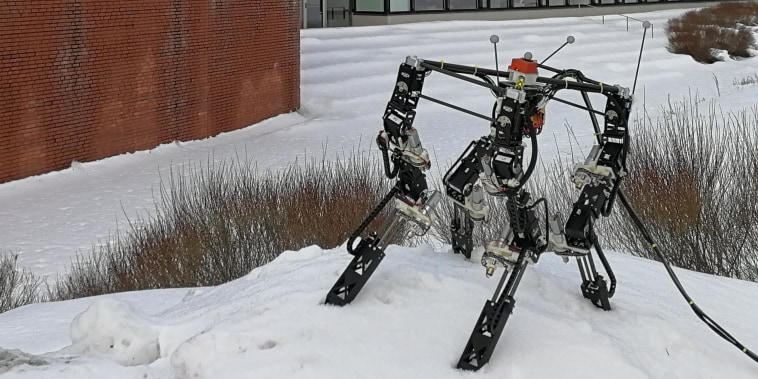 How a shape-shifting robot is learning from its mistakes