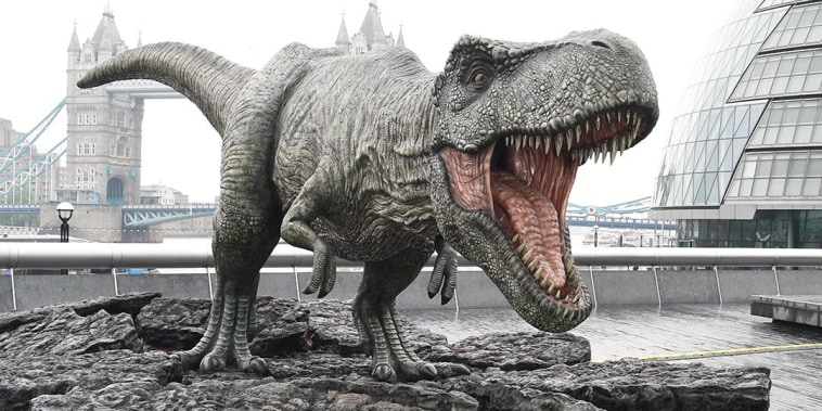 The real-life dino science behind Jurassic World