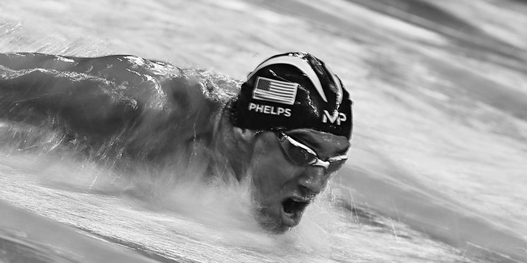 Michael Phelps: This is how I figured out how to conquer pressure