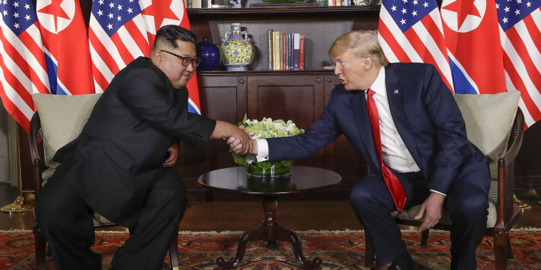 Trump and Kim's historic summit: Everything you need to see