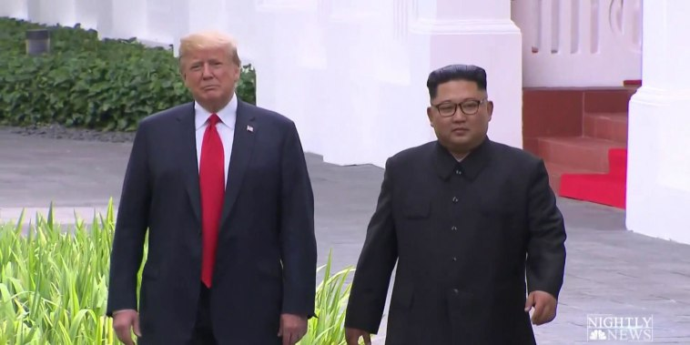 Human rights issues take backseat at North Korea summit