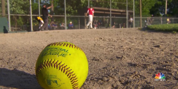 Visually impaired boy fights to make baseball accessible and wins