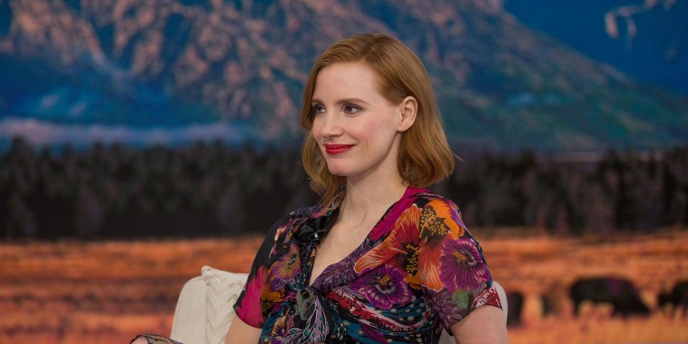 Jessica Chastain on helping Octavia Spencer receive equal pay
