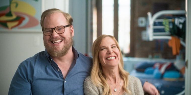 How Jeannie and Jim Gaffigan battled a tumor with comedy