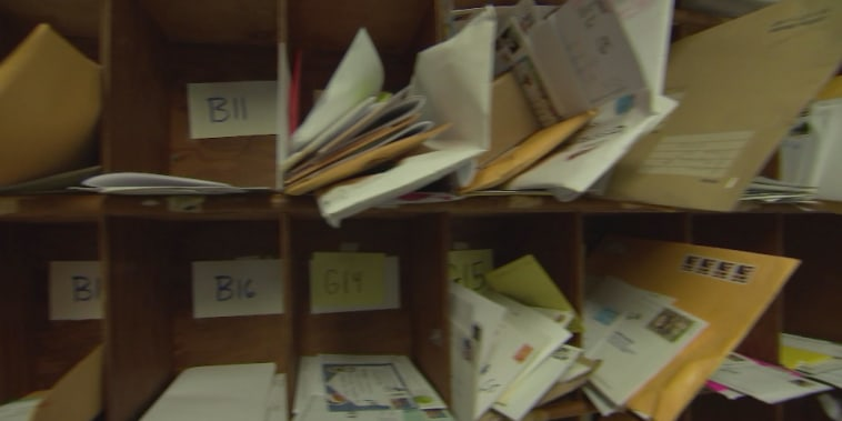 Extended: Why these campers prefer handwritten letters to text messages