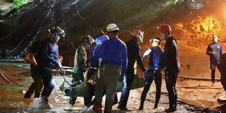 Why were we so hooked to the Thai cave rescue?