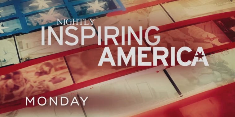 Nightly News: Inspiring America