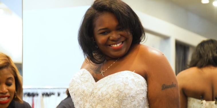 Plus-size bridal shop offers curvy women a place all their own