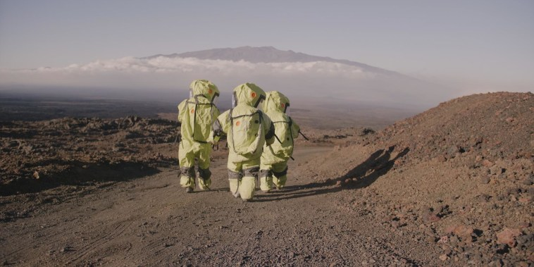 The human factor: What it will take to build the perfect team for traveling to Mars