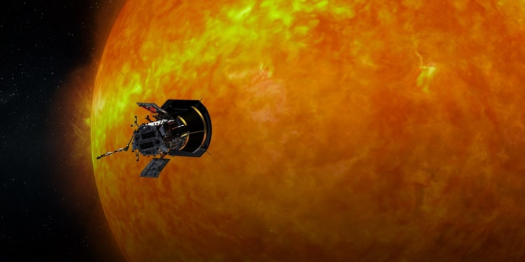 Touching the sun: NASA solar probe to go where no spacecraft has gone before