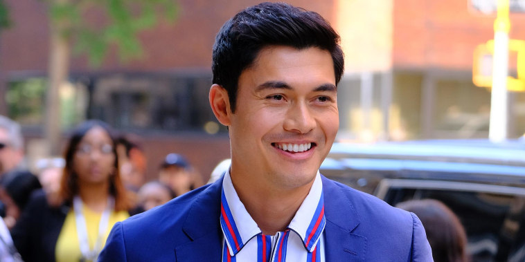 'Crazy Rich Asians' star Henry Golding on strong women on screen and in life