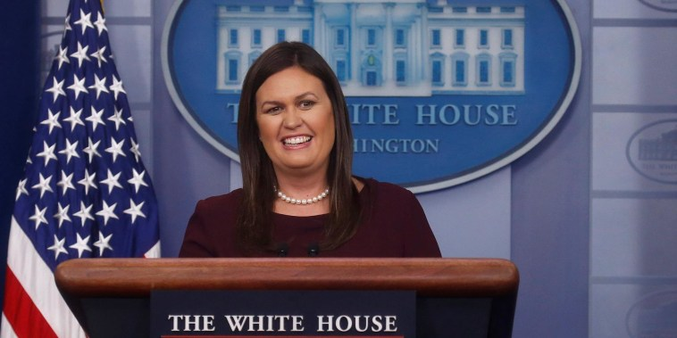 Sanders won't confirm tapes don't exist of  Trump using the 'n' word