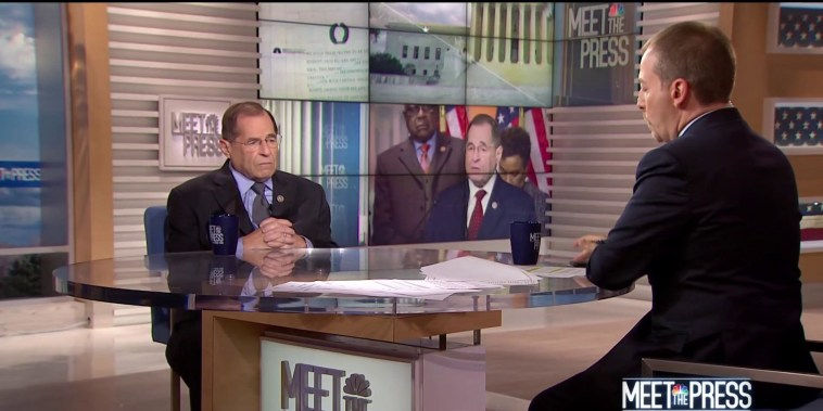 Full Nadler: 'The Mueller investigation has to continue'
