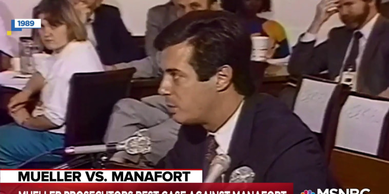 Fmr. Prosecutor: Paul Manafort will be found guilty