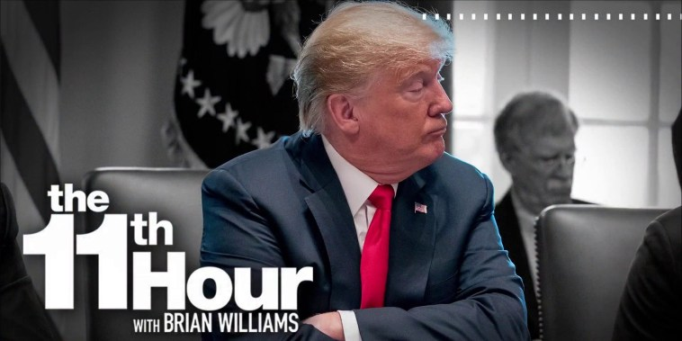 Trump links pulling Brennan's security clearance to Mueller probe