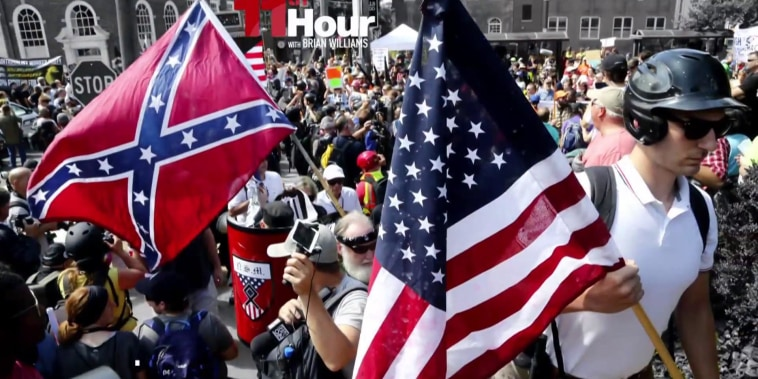 Charlottesville on alert 1 year after deadly protests