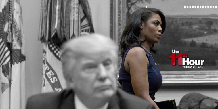 Omarosa: I have even more tapes from inside Trump's White House
