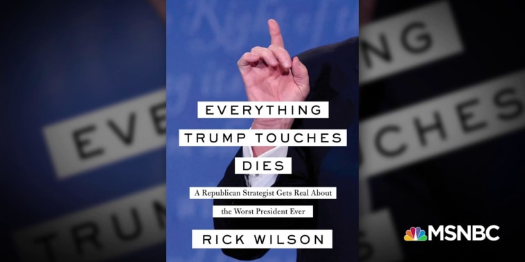 Author of 'Everything Trump Touches Dies' has a warning for GOP candidates