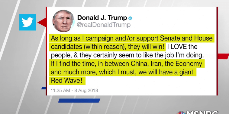 Trump takes credit for OH-12 race, but GOP is worried