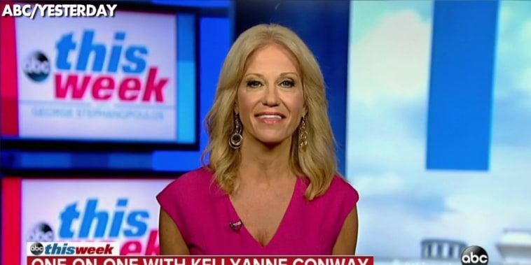 Kellyanne Conway: 'We have Ja'Ron'
