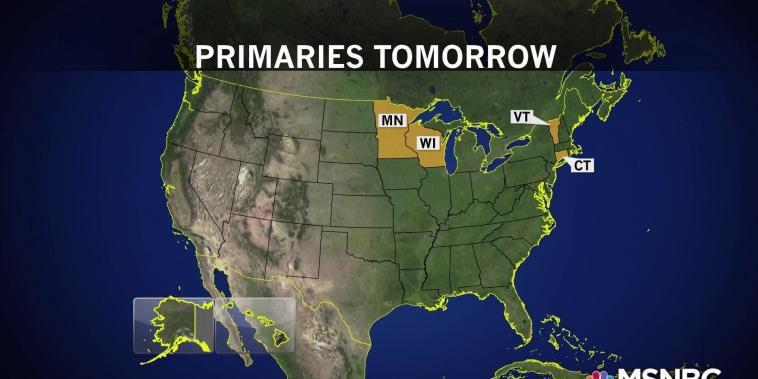 Programming note! Super-juicy primaries on Tuesday!