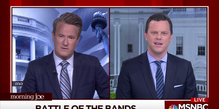 Morning Joe's Thursday battle of the bands