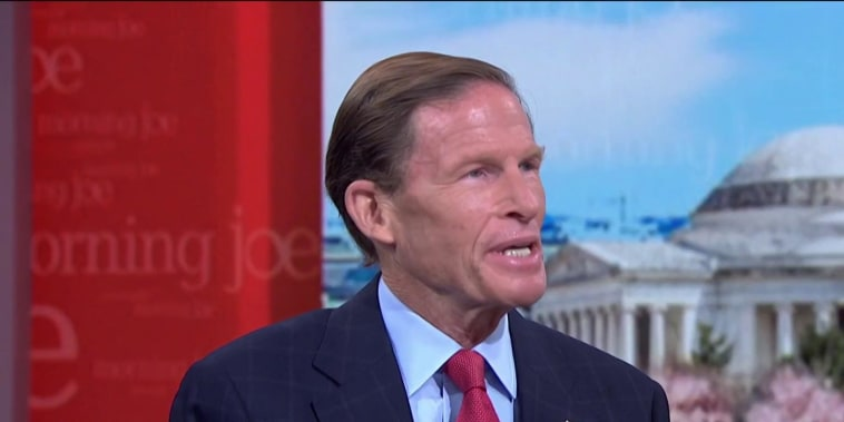 GOP ambivalent about AG impeachment: Blumenthal