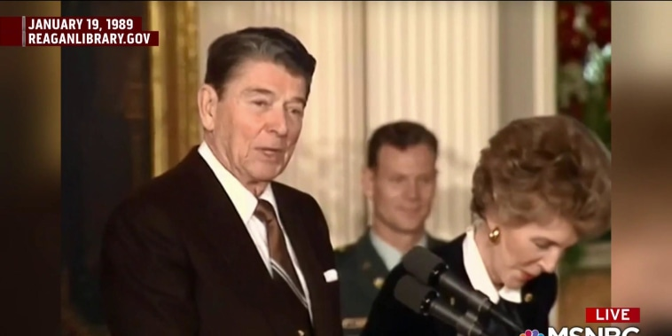 As immigration talk devolves, some Reagan insight