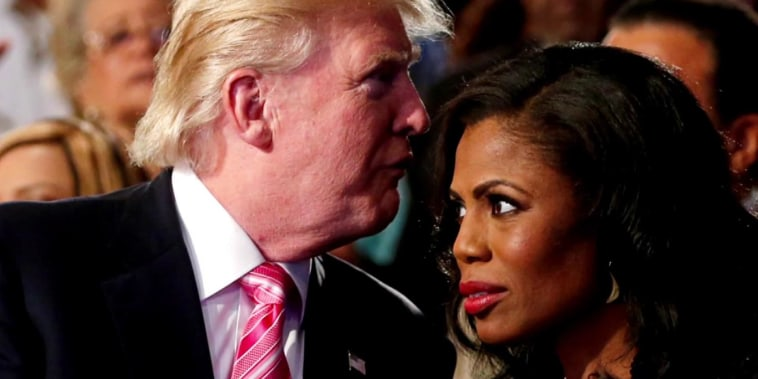 Trump calls Omarosa 'dog,' 'crying lowlife' in tweet