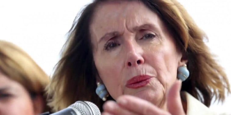 At least 50 Democrats not backing Nancy Pelosi