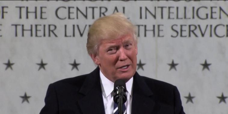 The roots of Trump's treatment of intel agencies
