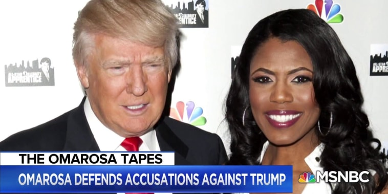 Fmr. Apprentice contestant: Omarosa knows a lot about Trump