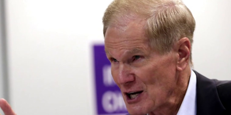 Meet the Midterms: Most Democrats had a good week. Bill Nelson did not.