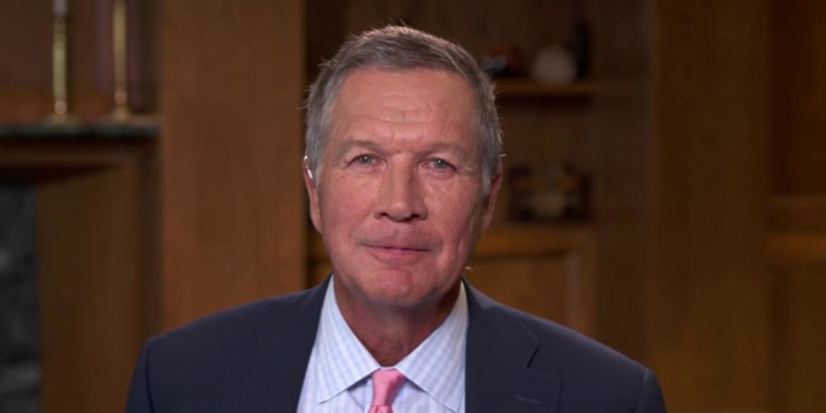 Full Kasich: Ohio race measured 'what people thought about Trump'