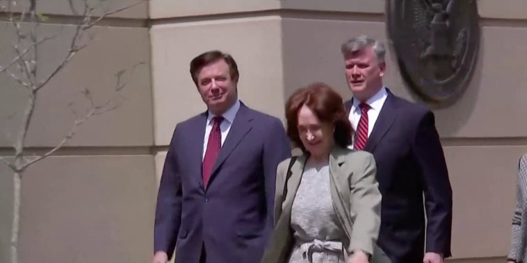 What are the next steps in the Manafort trial?