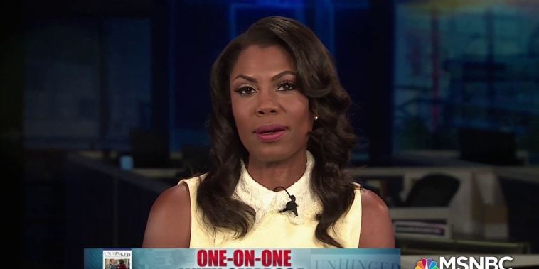 One-On-One with Omarosa