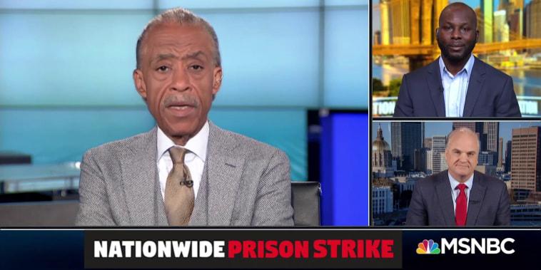 #PrisonStrike2018