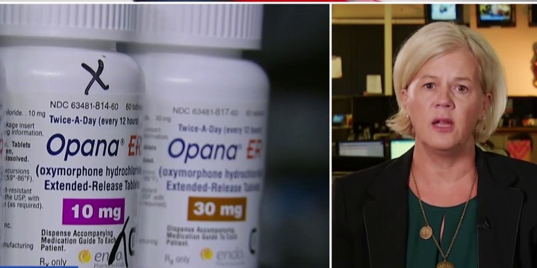 Would President Trump suing opioid manufacturers make a difference?
