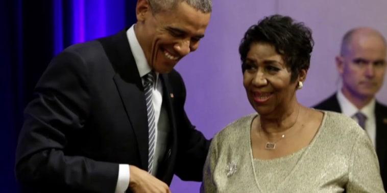 Aretha Franklin's political legacy