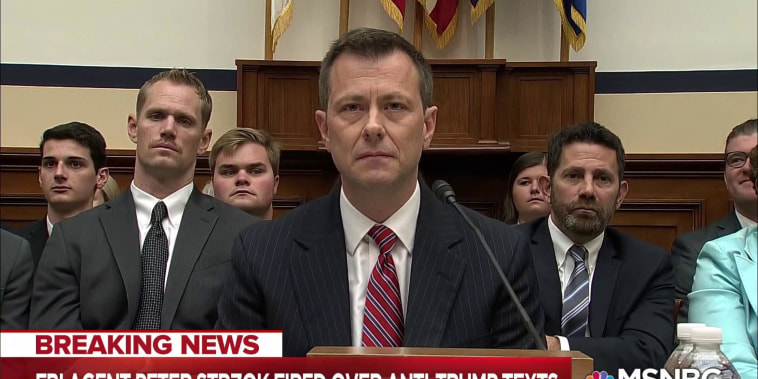 Despite pressure from Trump, was the FBI right to fire Peter Strzok?