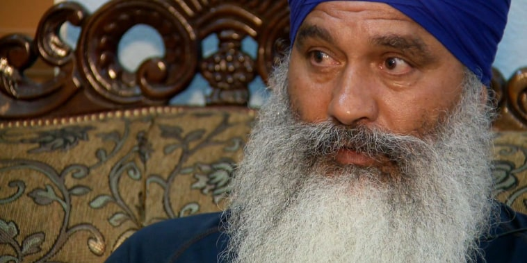 Sikh man on attack: I've never been mistreated like that