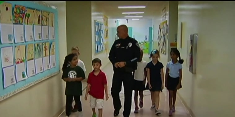 New layer of armed security added to Florida school