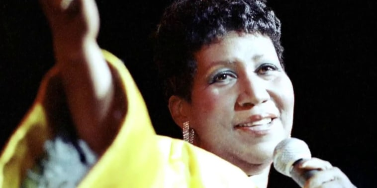 Legendary musician Aretha Franklin dies at 76