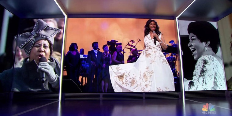 Lester Holt reflects on Aretha Franklin's legacy